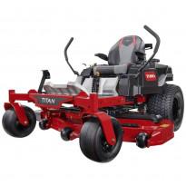 Päältäajettava ruohonleikkuri Toro Titan XS 5450 MyRide, Toro 708cc V Twin, 137cm
