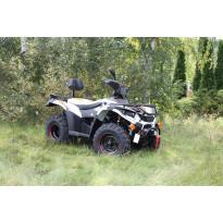 Traktorimönkijä Keeway ATV 320 EFI GTS T3B, valkoinen