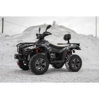 Traktorimönkijä Linhai ATV 520 EFI GTS T3B EPS, musta