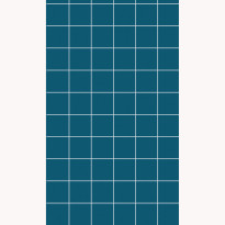 Välitilanlevy Berry Alloc, petrol 7954, kuvio 10x10cm, levy 3x600x1200mm