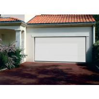 Autotallin nosto-ovi Turner 800P, 2500x2125 mm, sileä puunsyykuvio