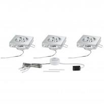 Uppovalaisin Premium Line Liro LED 92539, 3x3W, harjattu teräs