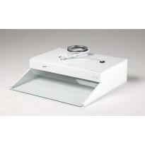 Kerrostalokupu Vallox KTX X-Line 500, valkoinen