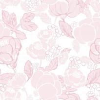 Kuitutapetti Kullanmuru, roosa, 4982-2, 0,53 x 11,2m (5,9m²)