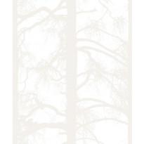 Kuitutapetti Kelohonka, valkoinen, 4985-1, 0,53 x 11,2m (5,9m²)