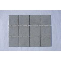 Keraaminen laatta Bien Diamond Dot 10x10, lattialaatta, harmaa