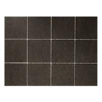 Keraaminen laatta Bien Tundra Dot 10x10, lattialaatta, ruskea