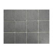 Keraaminen laatta Bien Tundra Dot 10x10, lattialaatta, harmaa