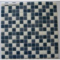 Lasimosaiikki Ocean, 32,7x32,7, seinä-/lattialaatta