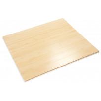 Parketti Bambu, vaalea, horisontaalinen pintakuvio, mattalakattu