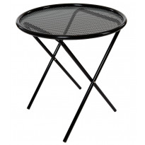 Pöytä Tuuli, Ø60x60cm, teräs, eri värivaihtoehtoja