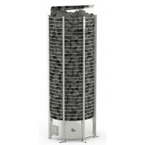 Sähkökiuas Wall Tower, 10,5kW (9-16m³), erillinen ohjauskeskus