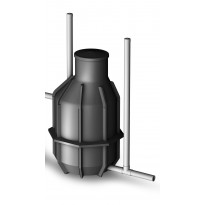 Saneerauspuhdistamo BioPlus Wavin-Labko