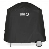 Suojapeite Premium, pitkä, Weber Q100 ja Q200 -sarja