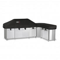Weber® Luksuspeite Summit® grilli asema