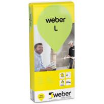 Pohjatasoite Weber Vetonit L, 20 kg