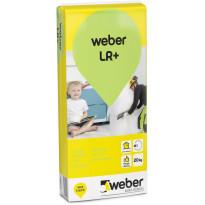 Pintatasoite Weber Vetonit LR+, 20 kg