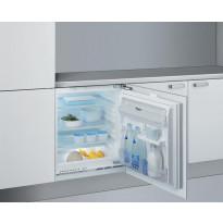 Jääkaappi Whirlpool ARZ 005/A+, 146l, 82x60cm, integroitava