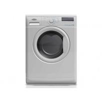 Edestä täytettävä pesukone AWO/D 6114, valkoinen