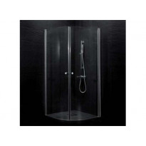 Suihkunurkkaus Clear R900, 900x900mm