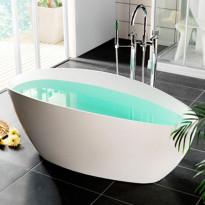 Kylpyamme Ellipse 1700, valkoinen