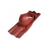 Tiililäpivientisarja Vilpe XL, punainen