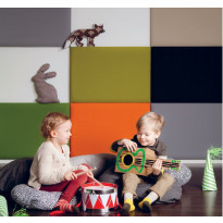 Akustiikkapaneeli Yeseco Muffle, 56x56cm, eri värejä