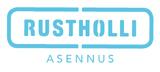 Rustholli asennus