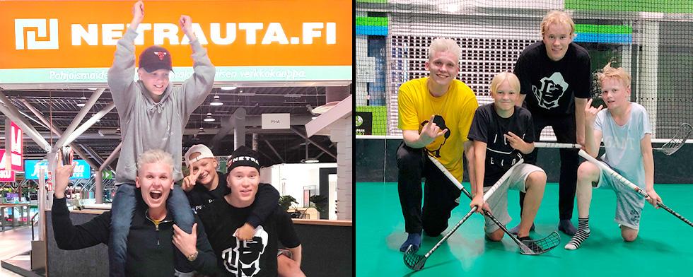 Yö Ideaparkissa: Arttu Lindeman & Jaakko Parkkali